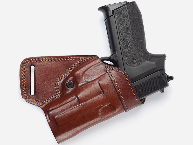 SOB (Small of Back) Leather Belt Holster